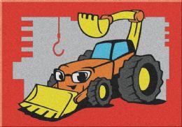 50 Units of Medium Ladle Truck Sand Painting Card - Arts & Crafts