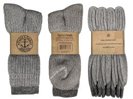 240 Units of Yacht & Smith Terry Lined Merino Wool Thermal Boot Socks For Men And Woman Mix - Sock Care Sets