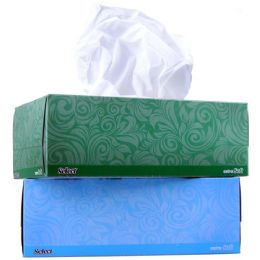 36 Units of Select White Facial Tissue 2 Ply 160 Count - Tissues