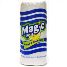 30 Units of Magic Soft Paper Towel 2 Ply 70 Sheets - Napkin and Paper Towel Holders