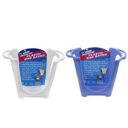 48 Units of PLASTIC BAG SAVER TRASH BIN - Garbage & Storage Bags