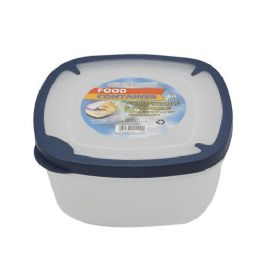48 Units of Food Storage Container With Rubber Trim Lids 71 Ounce - Food Storage Containers