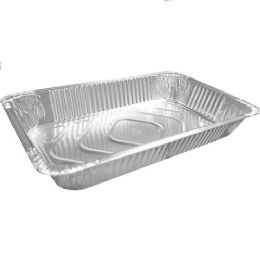 50 Units of Foil Pan Full Size - Aluminum Pans