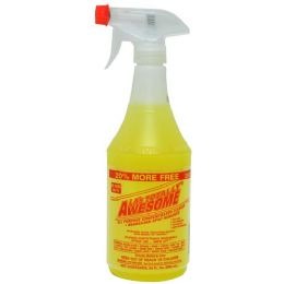 18 Units of Awesome Degreaser Cleaner Trigger 24 Ounce - Cleaning Supplies
