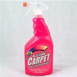 12 Units of Awesome Carpet Cleaner Trigger 32 Ounce - Cleaning Supplies