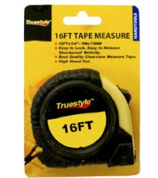 48 Units of 16ft Tape Measure - Tape Measures and Measuring Tools