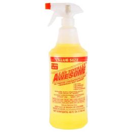 12 Units of Awesome Cleaner Degreaser Trigger 40 Ounce - Cleaning Supplies