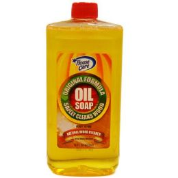 24 Units of Oil Soap 16 Ounce - Cleaning Supplies