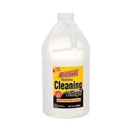 6 Units of Awesome Cleaning Vinegar Refill 64 Ounce - Cleaning Supplies