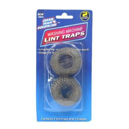 36 Units of 2 Count Washing Machine Lint Traps - Laundry Detergent