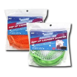 24 Units of POP UP LAUNDRY HAMPER - Laundry Baskets & Hampers