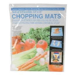 24 Units of CHOPPING MAT 2 PIECE - Cutting Boards