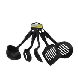 48 Units of 5 PIECE KITCHEN UTENSILS - Kitchen Cutlery