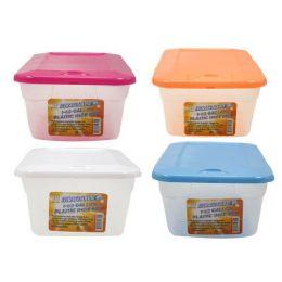 48 Units of PLASTIC SHOE BOX - Storage & Organization