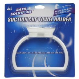 36 Units of SUCTION CUP TOWEL HOLDER - Towel Rods & Hangers
