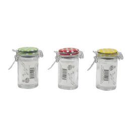 36 Units of LOCKING LID GLASS SPICE JARS - Kitchen Gadgets & Tools