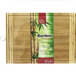 12 Units of BAMBOO CUTTING BOARD - Cutting Boards
