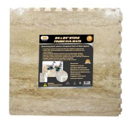 5 Units of 4 Piece Stone Finish Eva Mats - Home Accessories