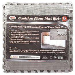6 Units of 6 PACK SHOP FLOOR MAT - Home Accessories