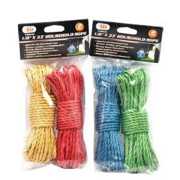 12 Units of Household Rope - Rope and Twine