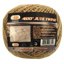 12 Units of Jute Twine - Rope and Twine