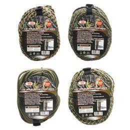12 Units of SOLID BRAID CAMO ROPE - Rope and Twine