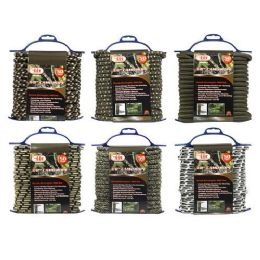 12 Units of CAMO ROPE DIAMOND BRAID - Rope and Twine