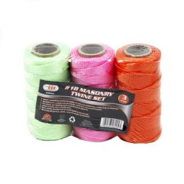 12 Units of Masonry Twine Set - Rope and Twine
