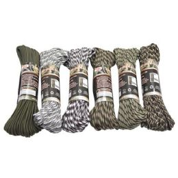 24 Units of PARACORD - Rope and Twine