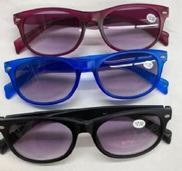 120 Units of Unisex Assorted Colors And Power Lens Reading Glasses Bulk Buy - Eye Wear Gear