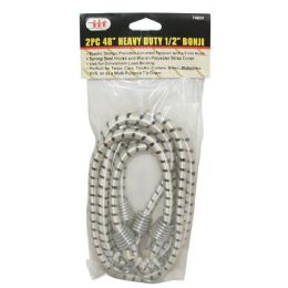 12 Units of 2 Piece Bungee Strap - Bungee Cords