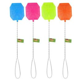 24 Units of Fly Swatter With Metal Handle - Pest Control