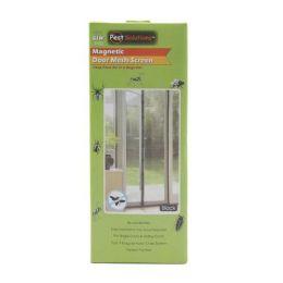 12 Units of Magnetic Door Mesh Screen - Doors