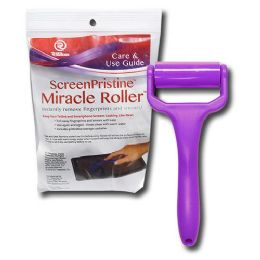 60 Units of Miracle Roller Pristine Screen Cleaner Tool Purple - Doors