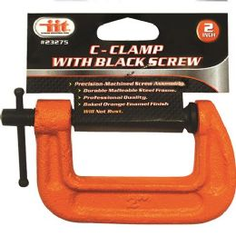 24 Units of Heavy Duty C Clamp - Clamps