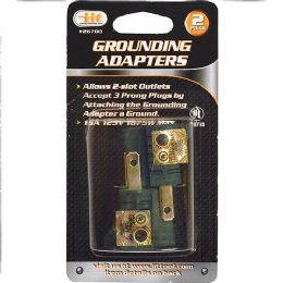 20 Units of 2 Piece Grounding Adapters - Electrical