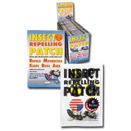 20 Units of Insect Repelling Patch 30 Patches Per Retail Package - Pest Control