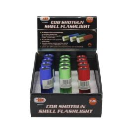 12 Units of Cob Shotgun Shell Flashlight - Flash Lights