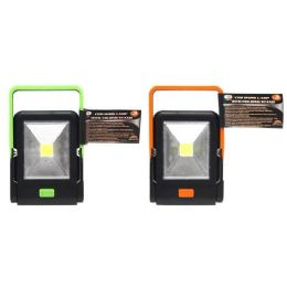 12 Units of COB WORK LAMP WITH FOLDING STAND - Lightbulbs