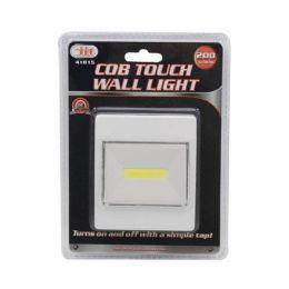 12 Units of COB TOUCH PANEL WALL LIGHT - Lightbulbs