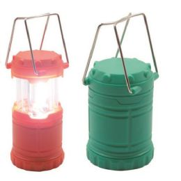 48 Units of Colorful Pop Up Cob Lantern - Lamps and Lanterns