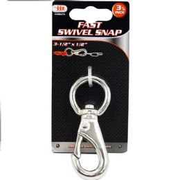 24 Units of Fast Swivel Snap - Key Chains