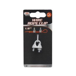 24 Units of Wire Rope Clip - Key Chains
