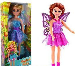 6 Units of Magical Fairy Dolls - Dolls