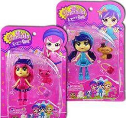 40 Units of 3 Piece Barmila Mini Doll Sets - Dolls