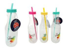 72 Units of Printed Water Bottle - Drinking Water Bottle