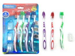 144 Units of Toothbrush - Toothbrushes and Toothpaste