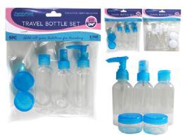 96 Units of Travel Bottle - Travel & Luggage Items