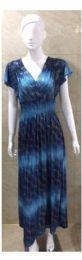 36 Units of Plus Size Maxi Dress Ruffle Sleeve - Womens Sundresses & Fashion