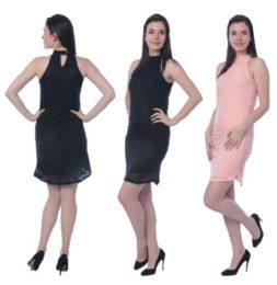 72 Units of Fashion Short Dress - Womens Sundresses & Fashion